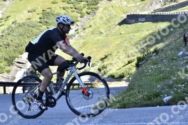 Photo #1615690   29-07-2021 09:28   Passo Dello Stelvio - Waterfall BICYCLE riders