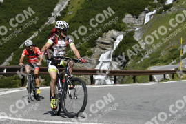 Photo #805236 | 16-08-2019 11:03 | Passo Dello Stelvio - Waterfall BICYCLE riders