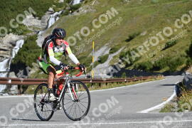Photo #1862531   02-09-2021 10:10   Passo Dello Stelvio - Waterfall BICYCLE riders