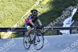 Photo #1669099 | 07-08-2021 09:05 | Passo Dello Stelvio - Waterfall BICYCLE riders