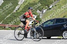 Photo #1585692 | 23-07-2021 09:47 | Passo Dello Stelvio - Waterfall BICYCLE riders