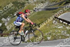 Photo #1922211   09-09-2021 10:05   Passo Dello Stelvio - Waterfall BICYCLE riders