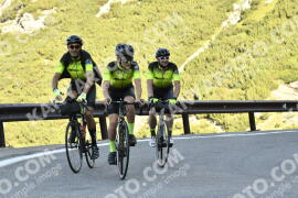 Photo #1765303   19-08-2021 09:30   Passo Dello Stelvio - Waterfall BICYCLE riders