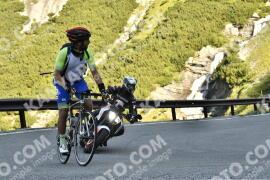 Photo #1631759   31-07-2021 09:20   Passo Dello Stelvio - Waterfall BICYCLE riders