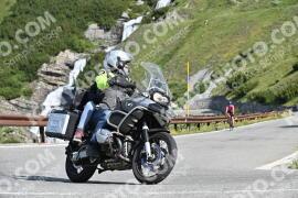 Photo #1583985   23-07-2021 09:51   Passo Dello Stelvio - Waterfall curve