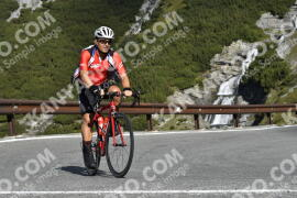 Photo #1909110   06-09-2021 09:50   Passo Dello Stelvio - Waterfall BICYCLE riders
