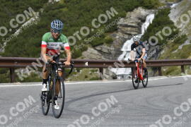 Photo #1305044 | 16-09-2020 10:20 | Passo Dello Stelvio - Waterfall BICYCLE riders