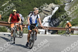 Photo #744724 | 25-07-2019 09:42 | Passo Dello Stelvio - Waterfall BICYCLE riders