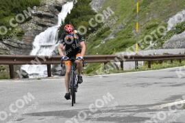 Photo #1501229   09-07-2021 09:33   Passo Dello Stelvio - Waterfall BICYCLE riders