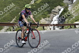 Photo #724808 | 20-07-2019 09:56 | Passo Dello Stelvio - Waterfall BICYCLE riders