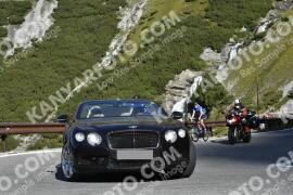 Photo #1877581 | 04-09-2021 09:49 | Passo Dello Stelvio - Waterfall BICYCLE riders