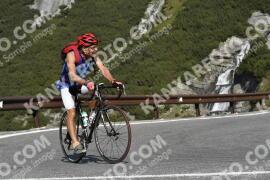 Photo #1922207   09-09-2021 10:05   Passo Dello Stelvio - Waterfall BICYCLE riders