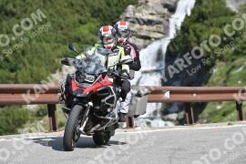 Photo #1584041   23-07-2021 09:50   Passo Dello Stelvio - Waterfall curve