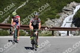 Photo #1006817 | 09-07-2020 10:40 | Passo Dello Stelvio - Waterfall BICYCLE riders