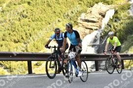 Photo #1743332   15-08-2021 09:18   Passo Dello Stelvio - Waterfall BICYCLE riders