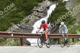 Photo #1506217   09-07-2021 09:36   Passo Dello Stelvio - Waterfall BICYCLE riders