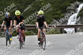 Photo #1549436   18-07-2021 10:39   Passo Dello Stelvio - Waterfall BICYCLE riders