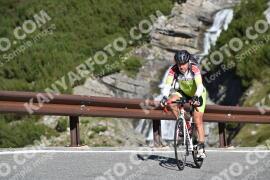 Photo #1862521   02-09-2021 10:10   Passo Dello Stelvio - Waterfall BICYCLE riders