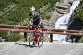 Photo #996451 | 06-07-2020 10:02 | Passo Dello Stelvio - Waterfall BICYCLE riders