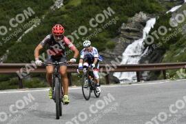 Photo #1642598   02-08-2021 09:48   Passo Dello Stelvio - Waterfall BICYCLE riders