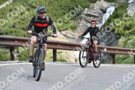 Photo #1046850 | 22-07-2020 09:25 | Passo Dello Stelvio - Waterfall BICYCLE riders