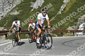 Photo #1296263   14-09-2020 10:08   Passo Dello Stelvio - Waterfall BICYCLE riders