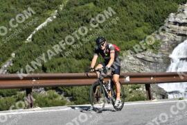 Photo #1691707   10-08-2021 09:45   Passo Dello Stelvio - Waterfall BICYCLE riders