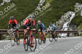Photo #1843445 | 29-08-2021 10:08 | Passo Dello Stelvio - Waterfall BICYCLE riders