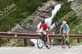 Photo #1506220   09-07-2021 09:36   Passo Dello Stelvio - Waterfall BICYCLE riders