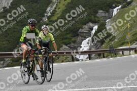 Photo #1809654   22-08-2021 09:53   Passo Dello Stelvio - Waterfall BICYCLE riders