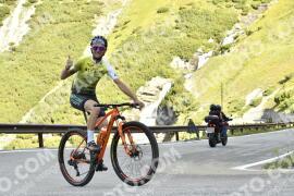 Photo #1750427   17-08-2021 09:40   Passo Dello Stelvio - Waterfall BICYCLE riders