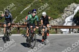 Photo #1256566 | 08-09-2020 09:52 | Passo Dello Stelvio - Waterfall BICYCLE riders