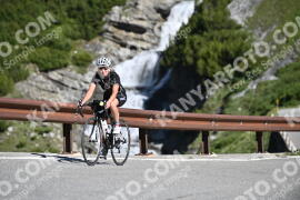 Photo #1003292 | 07-07-2020 09:37 | Passo Dello Stelvio - Waterfall BICYCLE riders