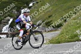 Photo #1642601   02-08-2021 09:48   Passo Dello Stelvio - Waterfall BICYCLE riders
