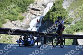 Photo #1050668 | 23-07-2020 09:21 | Passo Dello Stelvio - Waterfall BICYCLE riders