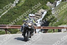 Photo #1583984   23-07-2021 09:51   Passo Dello Stelvio - Waterfall curve
