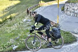 Photo #1615681   29-07-2021 09:28   Passo Dello Stelvio - Waterfall BICYCLE riders