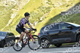 Photo #1734199   14-08-2021 09:23   Passo Dello Stelvio - Waterfall BICYCLE riders
