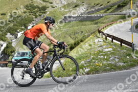 Foto #1458216   03-07-2021 09:22   Passo Dello Stelvio - Waterfall BICYCLE riders