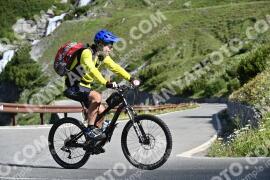 Photo #1029704   18-07-2020 09:31   Passo Dello Stelvio - Waterfall BICYCLE riders