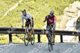 Photo #842623 | 27-08-2019 09:41 | Passo Dello Stelvio - Waterfall BICYCLE riders