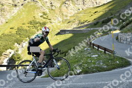 Photo #1631824   31-07-2021 09:22   Passo Dello Stelvio - Waterfall BICYCLE riders