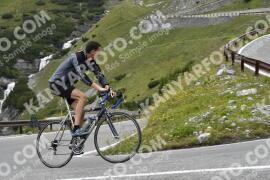 Photo #1809627   22-08-2021 09:51   Passo Dello Stelvio - Waterfall BICYCLE riders