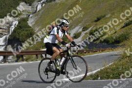 Photo #1922203   09-09-2021 10:04   Passo Dello Stelvio - Waterfall BICYCLE riders