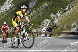 Photo #1909096   06-09-2021 09:50   Passo Dello Stelvio - Waterfall BICYCLE riders