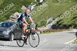 Photo #1029706   18-07-2020 09:32   Passo Dello Stelvio - Waterfall BICYCLE riders