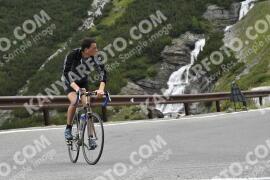 Photo #1809619   22-08-2021 09:51   Passo Dello Stelvio - Waterfall BICYCLE riders