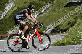 Photo #1034899 | 19-07-2020 09:40 | Passo Dello Stelvio - Waterfall BICYCLE riders